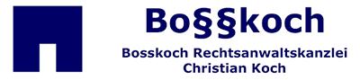 Rechtsanwalt Arbeitsrecht Bosskoch Rechtsanwaltskanzlei Christian Koch